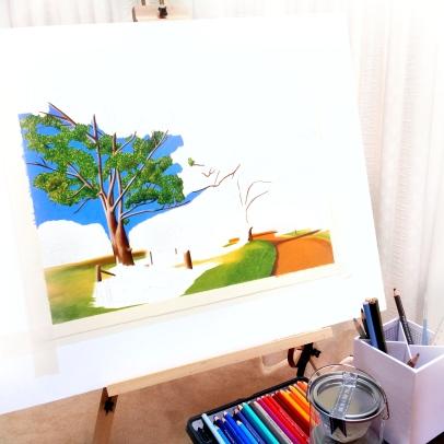 Lingmcgregor drawing landscape