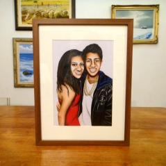 Mekala framed